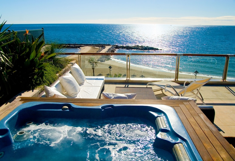 Gran Hotel Guadalpin Banus, Marbella, Junior Suit Deluxe, vista mar, Rom