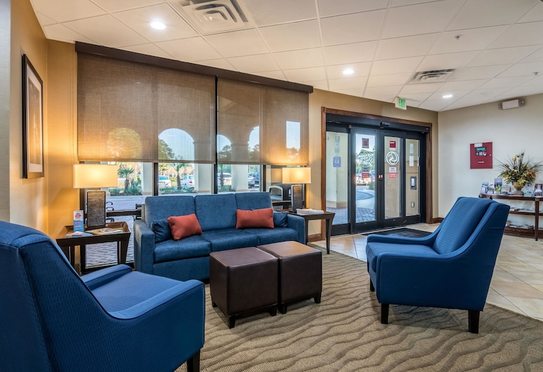 Comfort Suites Panama City Beach, Panama City Beach, Lobby