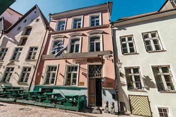 Selline näeb välja Merchants House Hotel, Tallinn