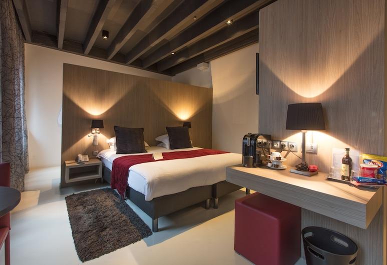 Hotel de Flandre, Ghent, Camera Executive con letto matrimoniale o 2 letti singoli, Camera