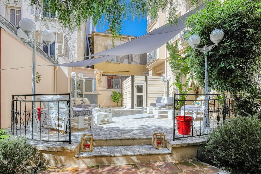 豪華客房, 陽台, 花園景觀 - 花園景觀