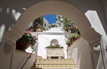 Obrázek hotelu Hotel Gatto Bianco ve městě Capri