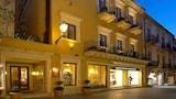 Selline näeb välja Hotel Isabella, Taormina