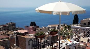 Bild vom Hotel Isabella in Taormina