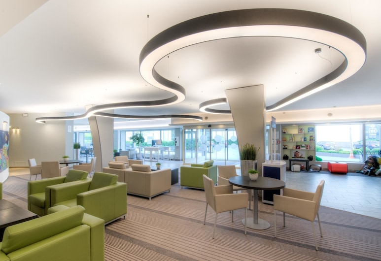 Novotel Luxembourg Kirchberg, Luxembourg City, Lobby