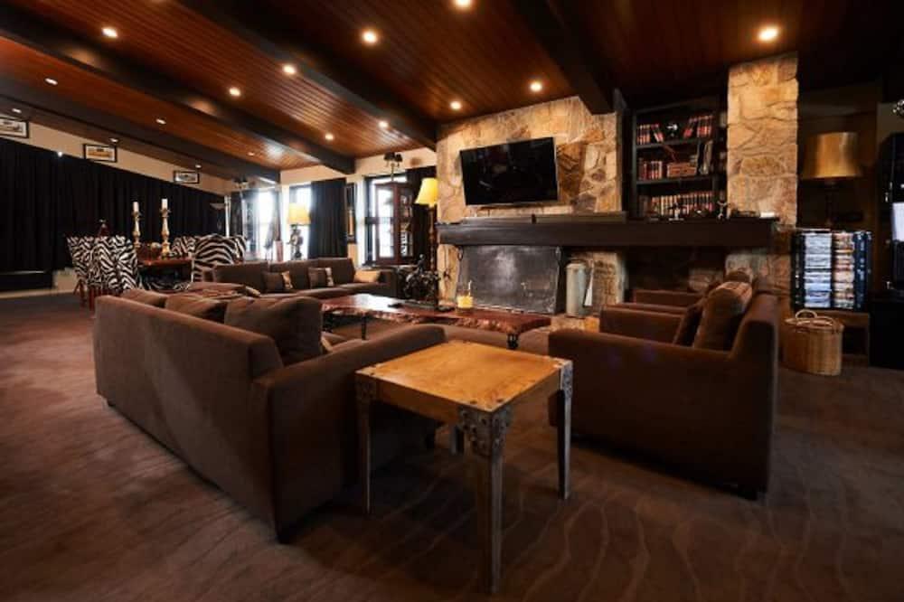 Deluxe-Penthouse, 2Schlafzimmer - Wohnbereich