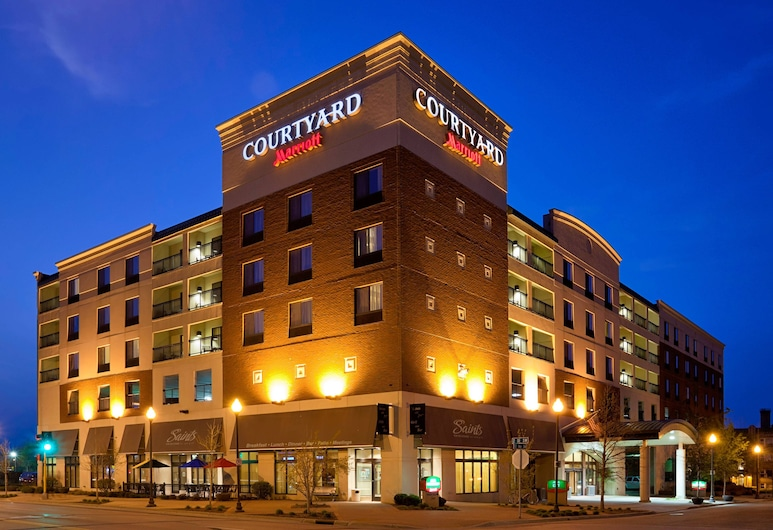 Courtyard by Marriott Rochester Mayo Clinic Area/Saint Marys, Rochester