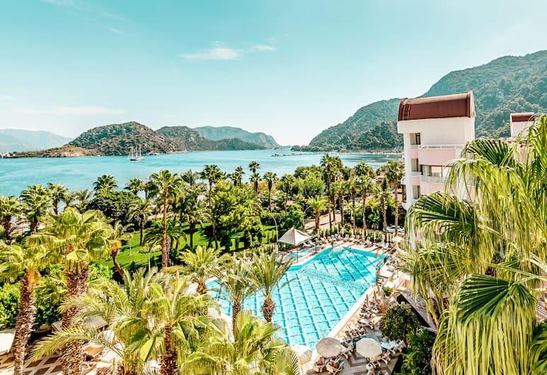 Hotel Aqua - All Inclusive, Marmaris, Pool