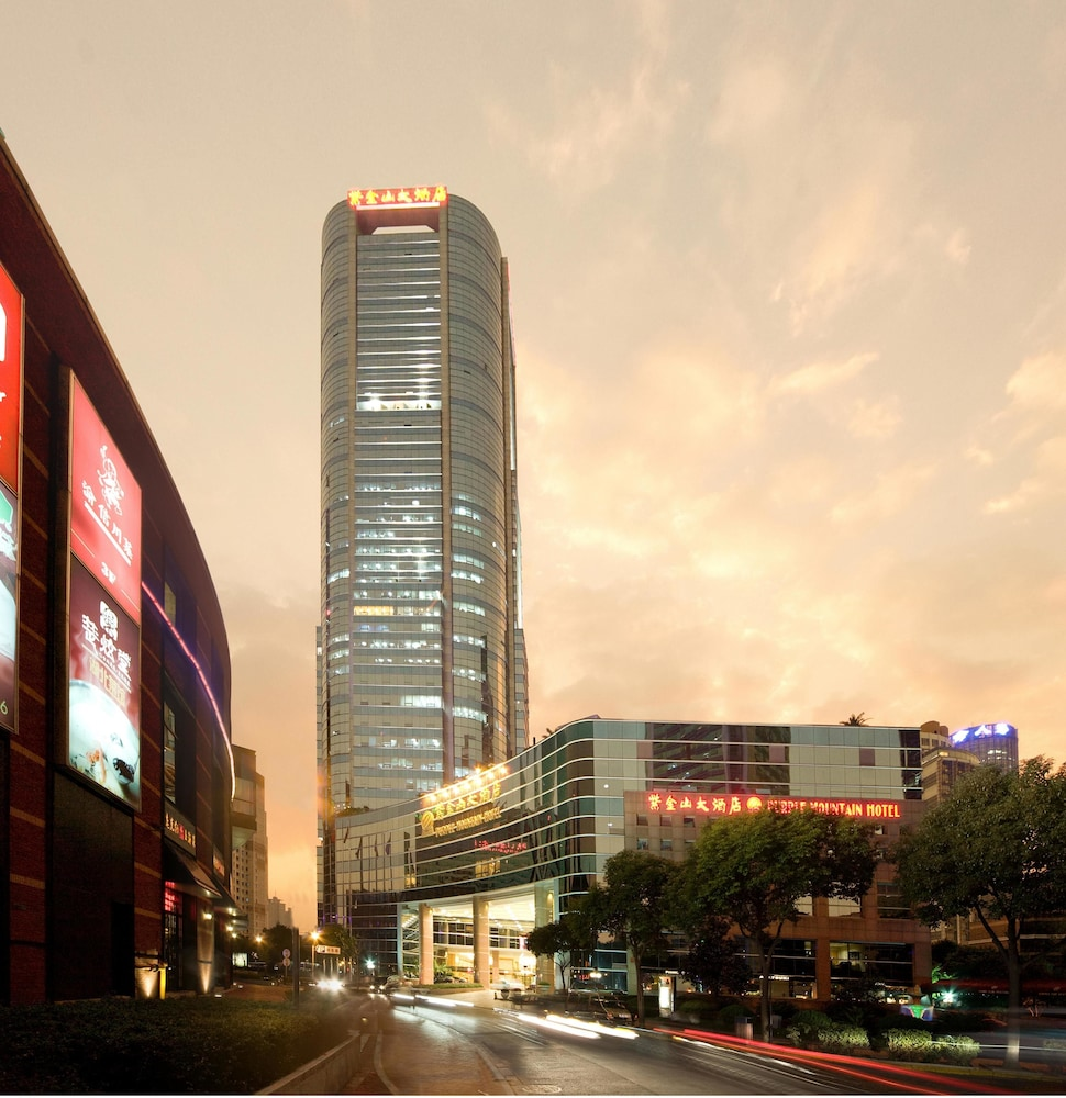 Shanghai Grand Trustel Purple Mountain Hotel, Shanghai