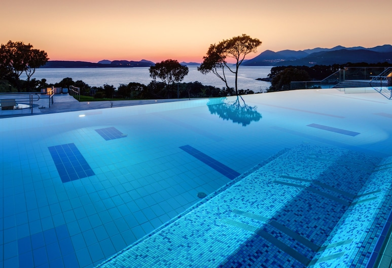 Valamar Argosy Hotel, Dubrovnik, Infinity Pool