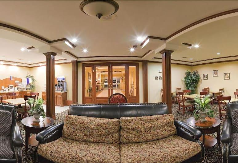 Holiday Inn Express & Suites Lake Worth, Fort Worth, Viesnīcas uzgaidāmā telpa