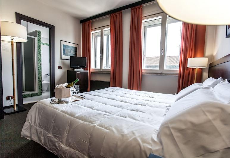 Mosaico Hotel, Ravena, Habitación cuádruple estándar, Habitación