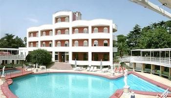 Selline näeb välja Hotel Villa dei Misteri, Pompei