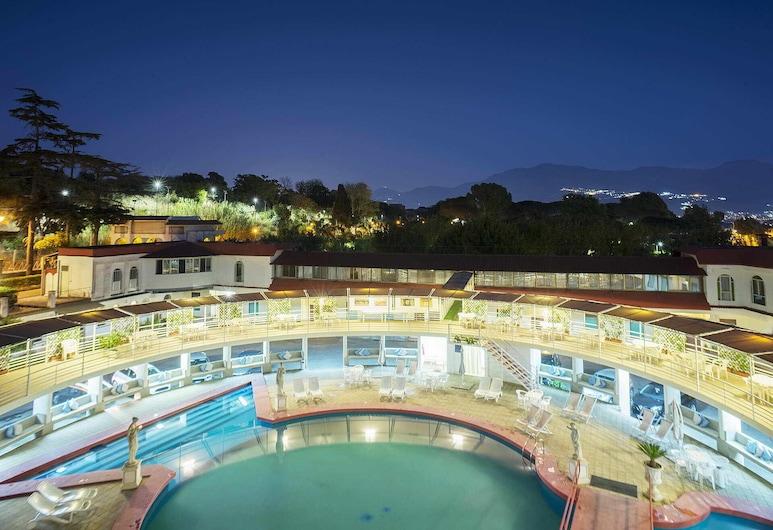 Hotel Villa dei Misteri, Pompei, Außenpool