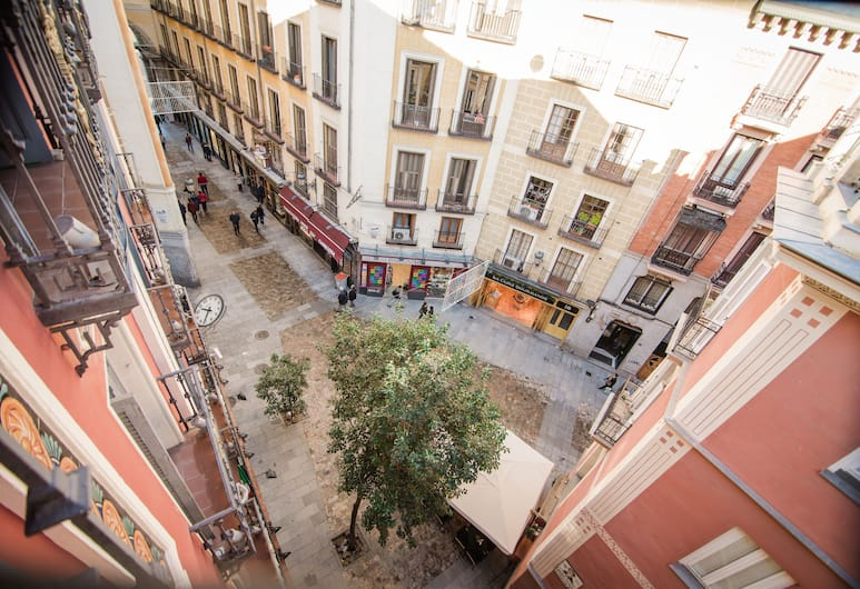 Petit Palace Posada del Peine, Мадрид, Вид снаружи / фасад