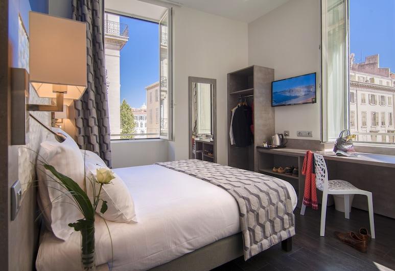Hôtel Carré Vieux Port, Marseille, Superior Single Room, Guest Room View