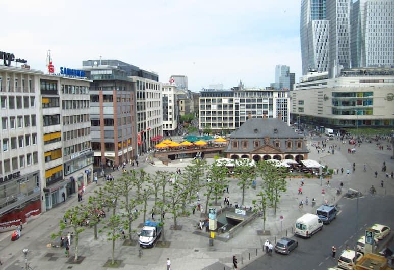 Hotel Zentrum, Frankfurt, Ansicht von oben
