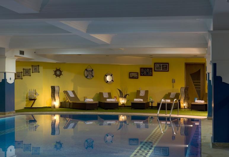 Le Zenith Hotel, Kasablanka, Vidaus baseinas