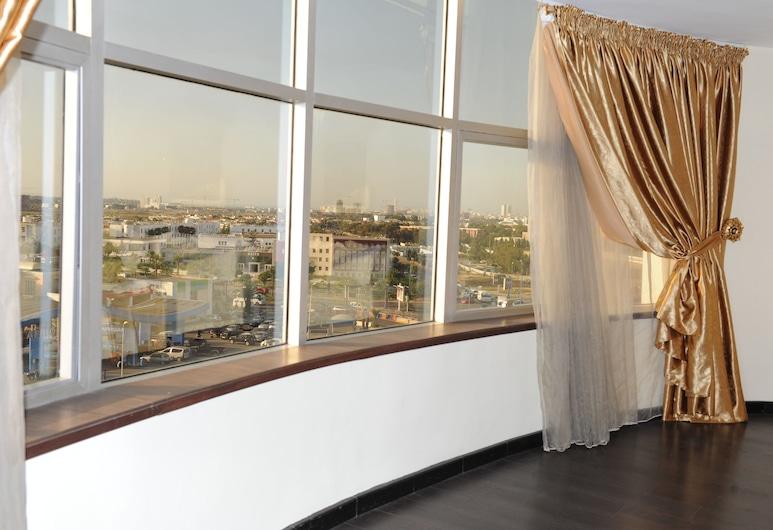 Le Zenith Hotel, Casablanca, Suite Royale, fumeurs, Chambre