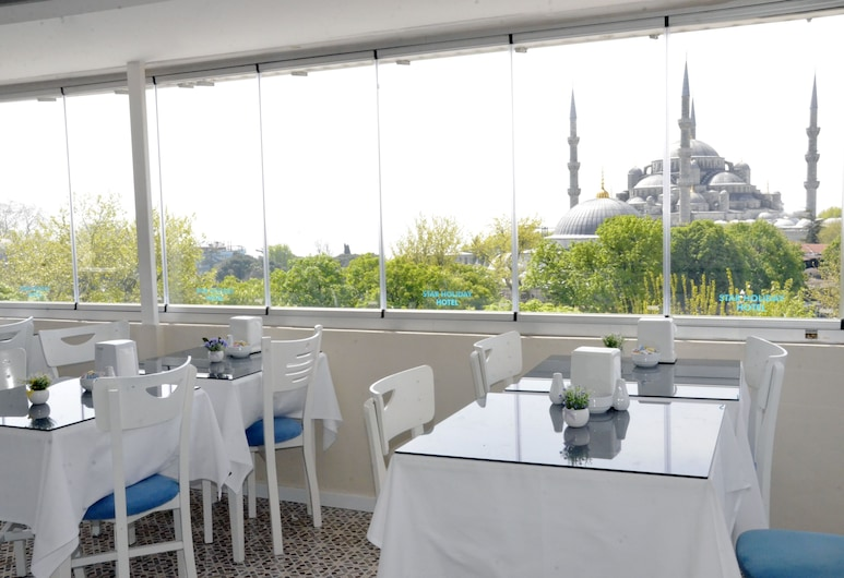 Star Holiday Hotel, Istanbul, Terrace/Patio