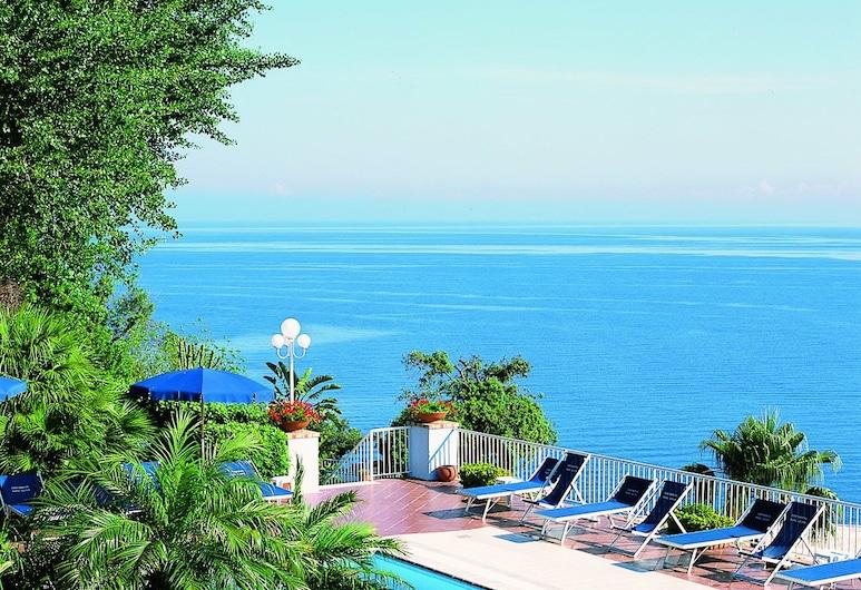 호텔 컨티넨탈 마레, 이스키아, 야외 수영장