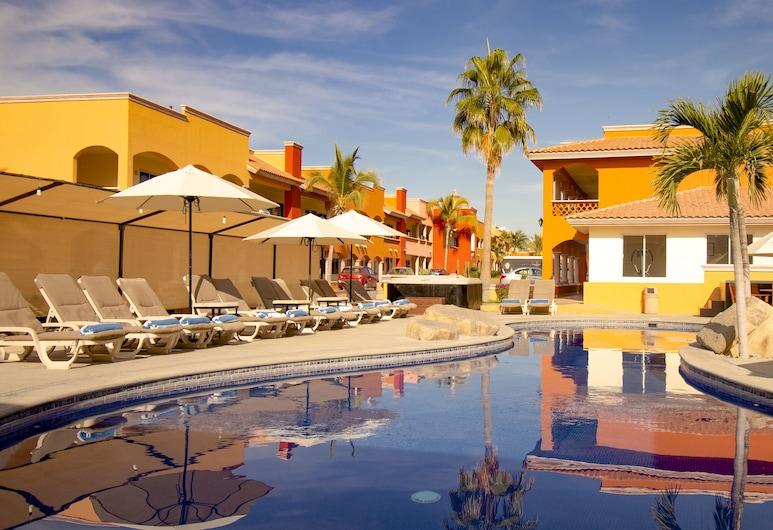 Quinta del Sol by Solmar, Cabo San Lucas, Terasz/udvar