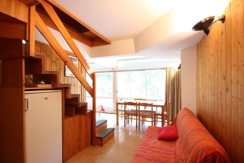 Apartment, 2Schlafzimmer (7 people) - Wohnbereich