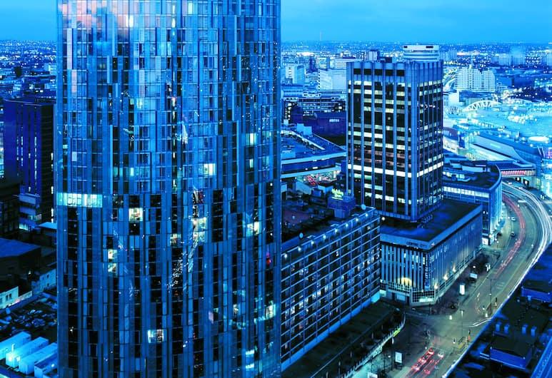 Radisson Blu Hotel, Birmingham, Birmingham, Aerial View