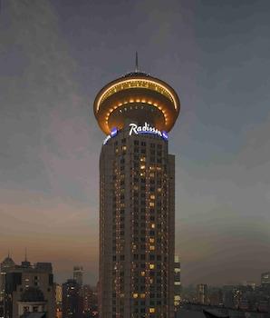 Foto van Radisson Blu Hotel Shanghai New World in Shanghai