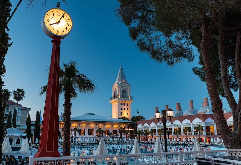 Swandor Hotels & Resort Topkapi Palace - All Inclusive, Antalya, Blick vom Hotel