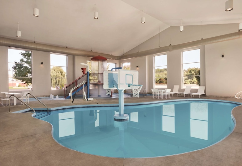 Country Inn & Suites by Radisson, Madison Southwest, WI, Madison, Kapalı Yüzme Havuzu