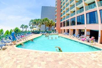 Image de Sandcastle Oceanfront Resort South Beach à Myrtle Beach