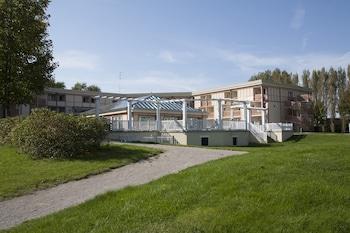 勒圖凱 – 巴黎 – 普拉日乳白色海岸皮埃爾度假花園公寓的圖片