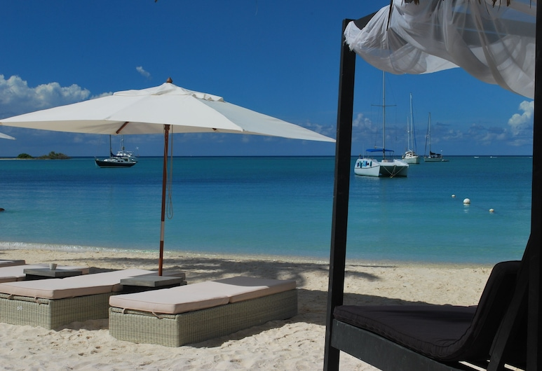 Talk of the Town Hotel and Beach Club, Oranjestad, Παραλία