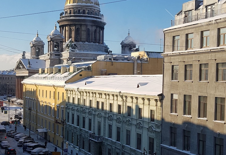 Petro Palace Hotel, St. Petersburg, Deluxe Room, City View, Guest Room