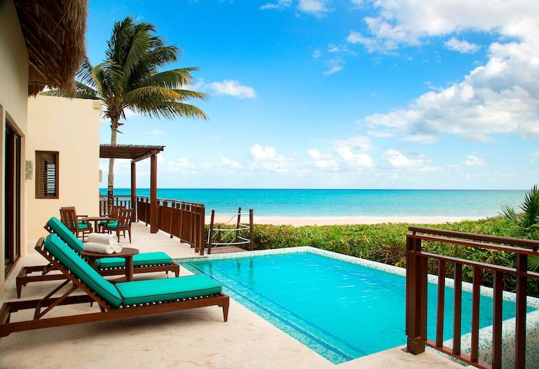 Fairmont Mayakoba, Playa del Carmen, Suite presidencial, 1 cama King size (Camaleon), Habitación