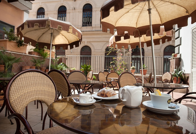 Hotel Del Golfo, Naples, Lounge Hotel