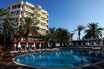 Marmaris bölgesindeki Elegance Hotels International resmi
