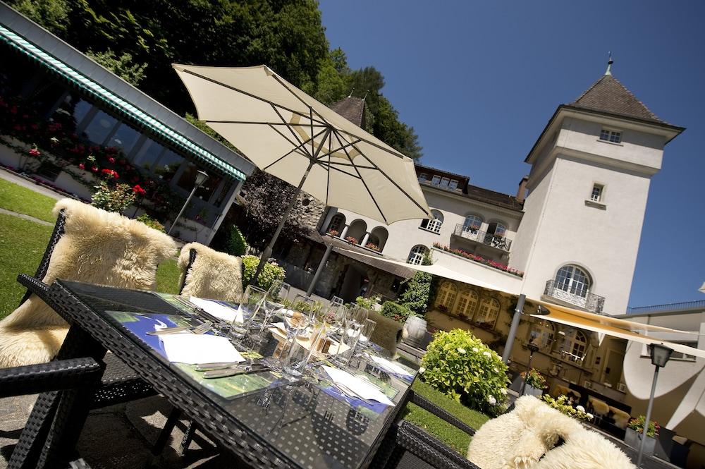 Schloss Ragaz, Bad Ragaz