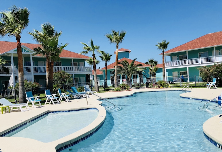 Days Inn by Wyndham Port Aransas TX, Port Aransas, Alberca