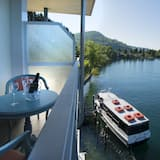 Superior Δίκλινο Δωμάτιο (Double), Θέα στη Λίμνη - Μπαλκόνι