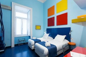 Obrázek hotelu Hotel Correra 241 ve městě Neapol