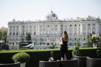 Foto di Apartosuites Jardines de Sabatini a Madrid