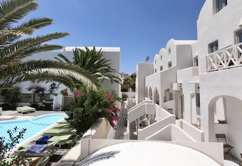 Anny Studios Perissa Beach, Santorini, Studio (2 people), Balcony View
