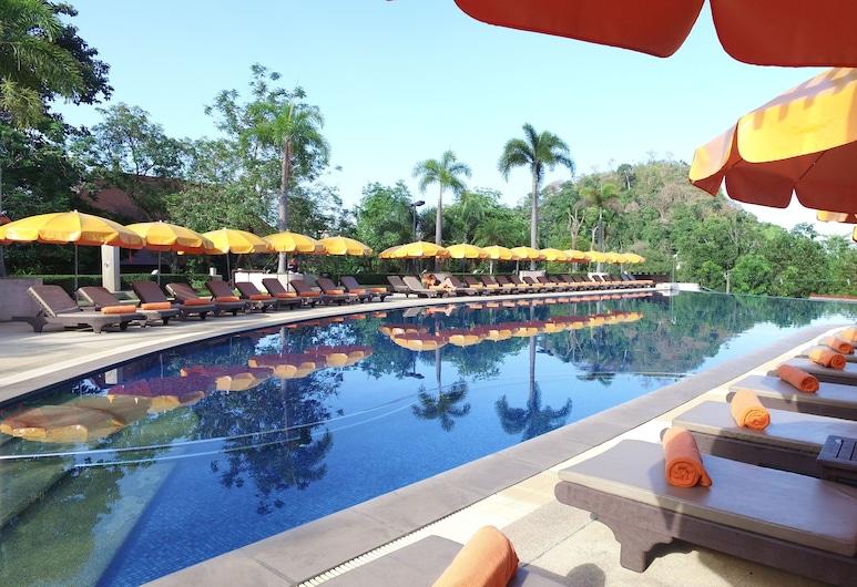 Pakasai Resort, Krabi, Bazén na streche