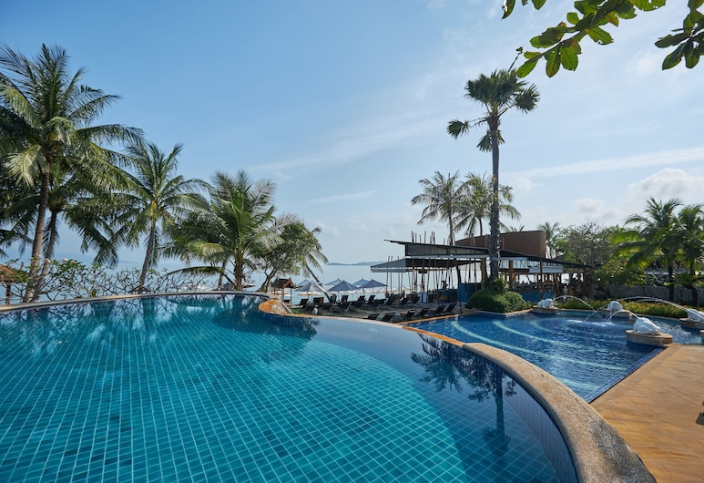 Bandara Resort & Spa, Koh Samui, Udendørs pool
