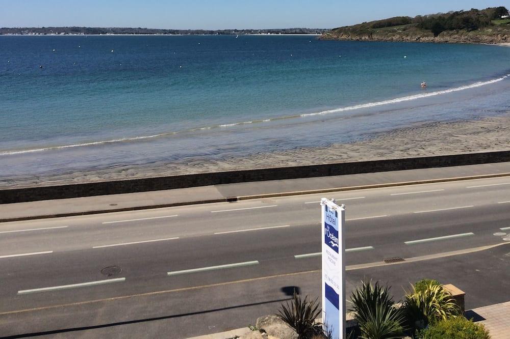 Keturvietis kambarys, vaizdas į jūrą - Paplūdimys