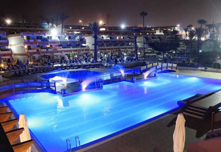 艾爾莫戈爾俱樂部飯店, 阿加迪爾, 游泳池