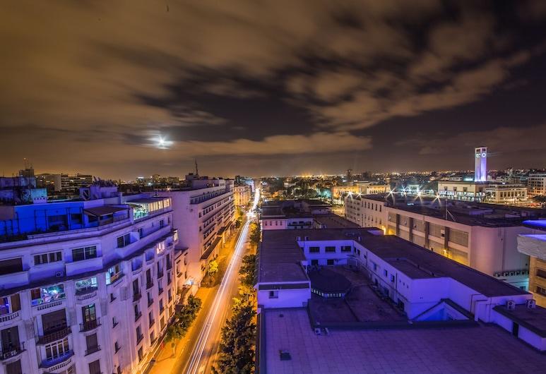 Hotel Prince de Paris, Casablanca, Yhden hengen huone, Terassi/patio