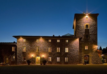 Castelnuovo Berardenga bölgesindeki Borgo Scopeto Relais resmi